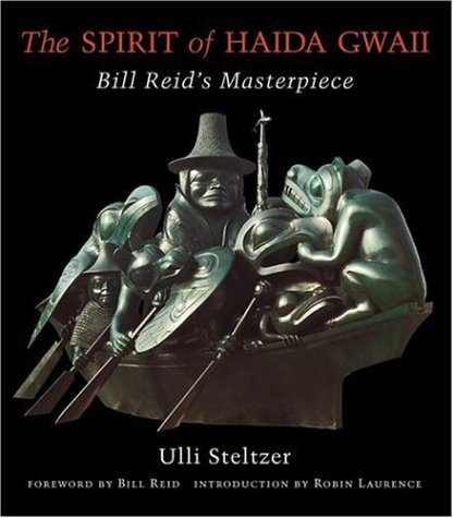 Read Online The Spirit of Haida Gwaii: Bill Reid's Masterpiece pdf