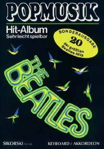 Beatles Hits. Keyboard, Akkordeon