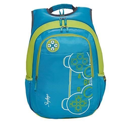Skybags Komet 06 21 Ltrs Teal Laptop Backpack (Komet 06)