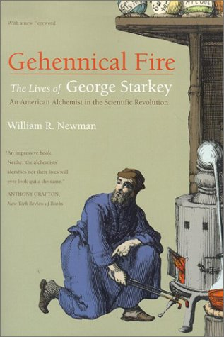 Book cover for Gehennical Fire