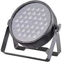 JMAZ LP3604 Crazy Par RGBW 36 LEDs Par Light for DJ Stage Wedding Party Uplighting