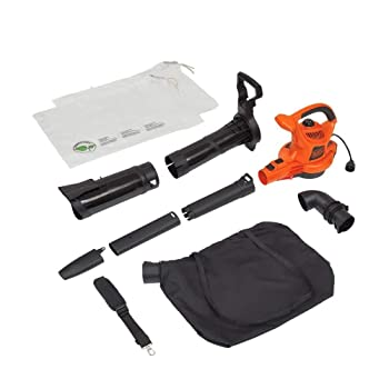 Black + Decker BV6000 Blower, Vacuum, and Mucher