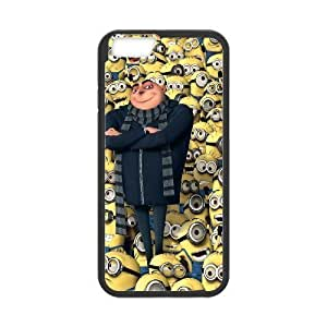 Despicable Me FG0002967 Phone Back Case Customized Art Print Design Hard Shell Protection Case Cover For Apple Iphone 4/4S
