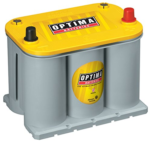 1. Optima Batteries 8040-218 D35 YellowTop Dual Purpose Battery