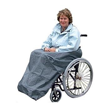 Kozee Komforts - Funda impermeable y ligera para sillas de ruedas o scooters de movilidad: Amazon.es: Salud y cuidado personal
