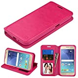 Asmyna Cell Phone Case for Samsung Galaxy J2 - Hot Pink