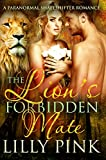 The Lion's Forbidden Mate: A Paranormal WereLion Romance