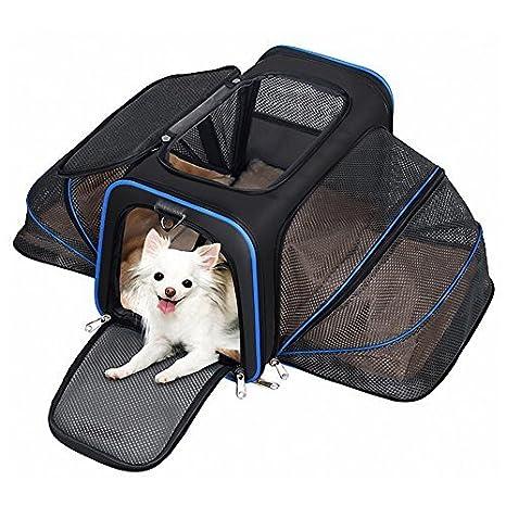 Trasportino Estendibile Per Cani E Gattiflessibile Sui Lati E