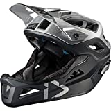 Leatt DBX 3.0 Enduro V2 Bicycle Helmet-Brushed-S
