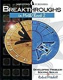 Breakthroughs in Math, Robert Mitchell, 0890618089