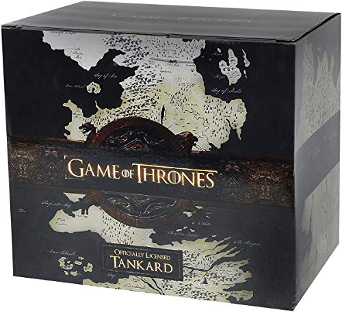 Game of Thrones Winter is Coming Tankard by Game of Thrones (Image #5)