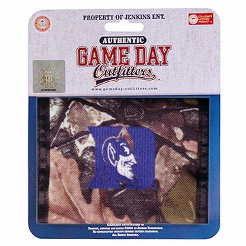 NCAA Duke Blue Devils Wallet Bifold Camo