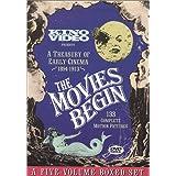 Movies Begin - A Treasury of Early Cinema, 1894-1913