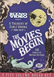 Movies Begin - A Treasury of Early Cinema, 1894-1913 [Import]