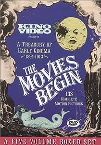 The Movies Begin - A Treasury of Early Cinema, 1894-1913