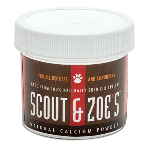 Scout and Zoe's Small Calcium Powder for Pets, 1.5 oz Review