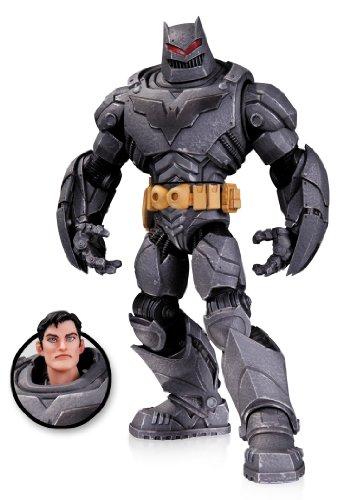 Comic Series Figure - DC Collectibles DC Comics Designer Action Figures Series 2: Thrasher Suit Batman Deluxe Figure by Greg Capullo