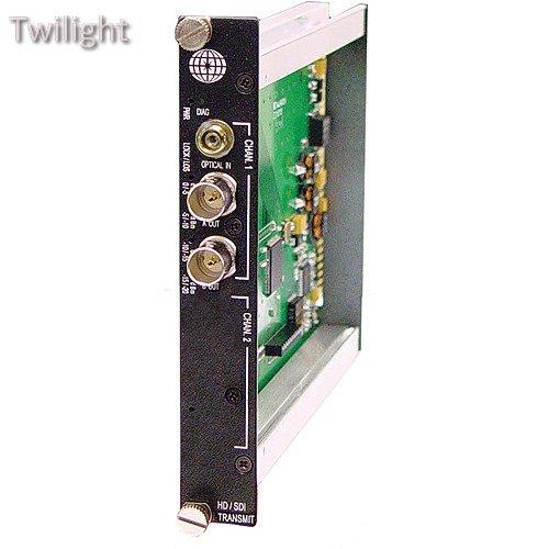 Meridian Technologies 1-channel Single-mode Multi-rate HD-SDI Video Receiver ()