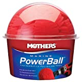 Mothers 91040-6 Marine PowerBall, (Pack of 6)