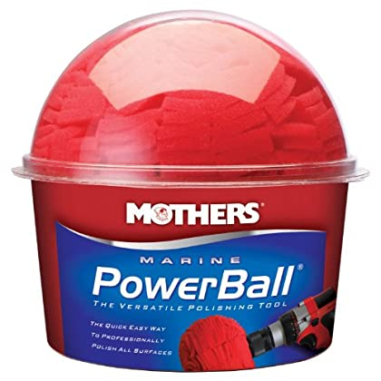 Image of Mothers 91040-6 Marine PowerBall, (Pack of 6) Cleaners