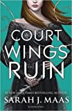 [By Sarah J. Maas] A Court of Wings and Ruin (A Court of Thorns and Roses) (Paperback)【2017】by Sarah J. Maas (Author) [1865]