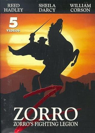 Amazoncom Zorros Fighting Legion Vhs Zorro Zorros Fighting