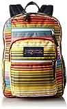 Jansport Big Student Multicolor Striped Backpack