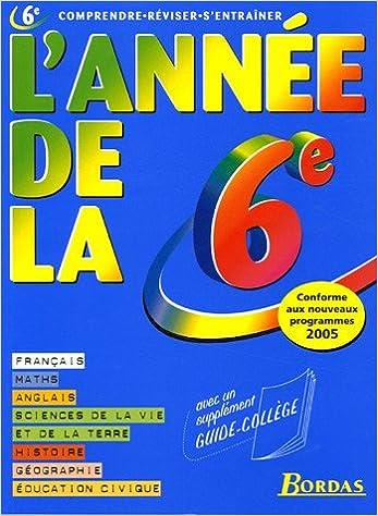 Read Online L'AD LA 6E  (ancienne édition) epub pdf