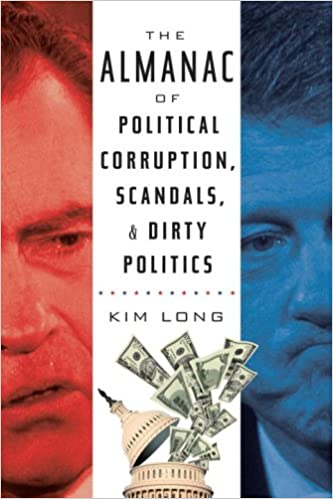 Amazoncom The Almanac Of Political Corruption Scandals And - Almanac of the federal judiciary
