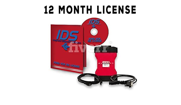 Amazon com: Ford VCM 2 IDS 1 Year Software Dealer License