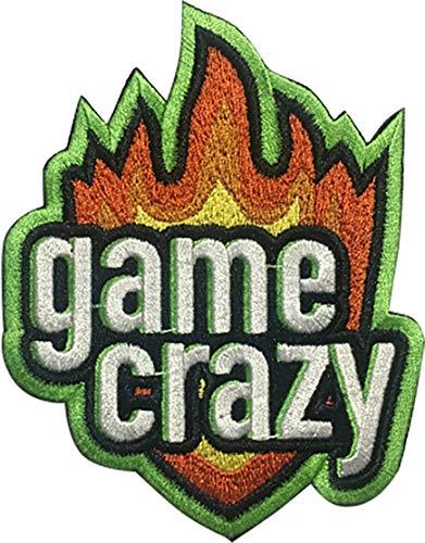 C&D Visionary P-DSX-4710 DSX Video Game Crazy Patch, Multi Color