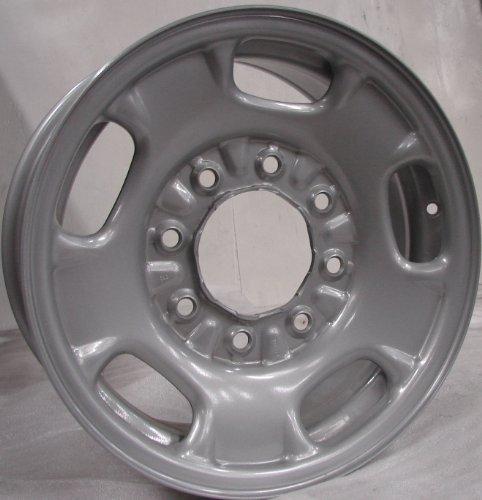 """17"""" Silverado Sierra 2500 Steel Wheel Rims 8x180"""