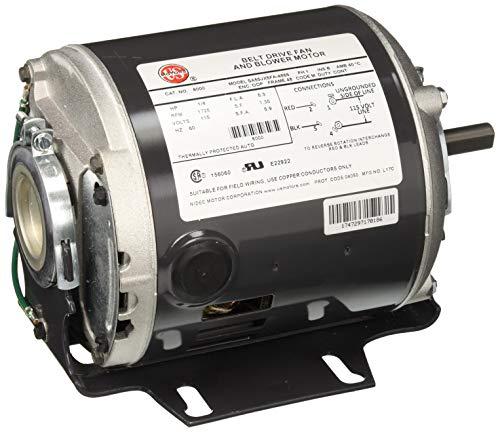 Rheem 8000 Belted Fan & Blower Motor - Split Phase (Oodp) Resilient Base - 1/4 Hp 120/1/60 (1725 Rpm/1 Speed), ()