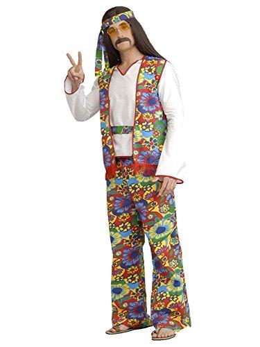 Forum Novelties Hippie Dippie Man, Adult