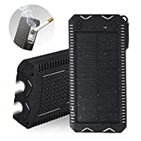Solar Charger,External Backup Battery,wi...