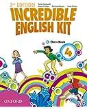 Incredible English Kit 4: Class Book 3rd Edition (Incredible English Kit Third Edition) - 9780194443692