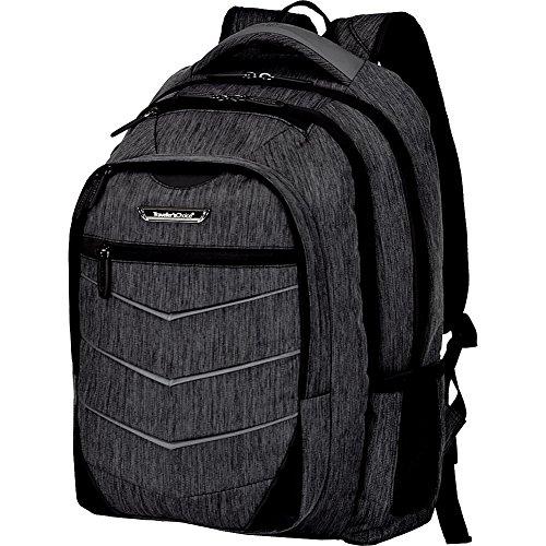 Travelers Choice Silverwood 19 Backpack - Gray