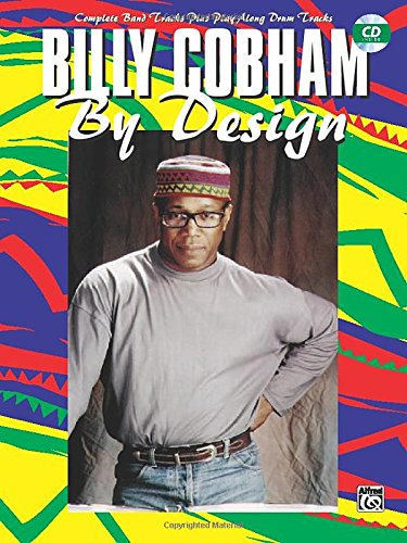 Billy Cobham -- By Design: Book & CD