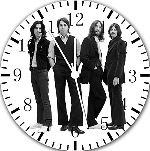 "The Beatles Wall Clock 10"" Nice Gift and Room Wall Decor E41"