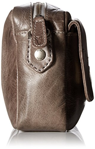 Ice FRYE Camera Crossbody Melissa Bag Leather 41XRwYqXx