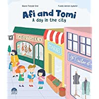 Afi and Tomi - A Day in the City