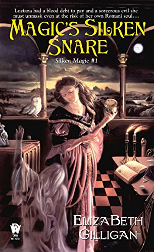 (Magic's Silken Snare (Silken Magic # 1))