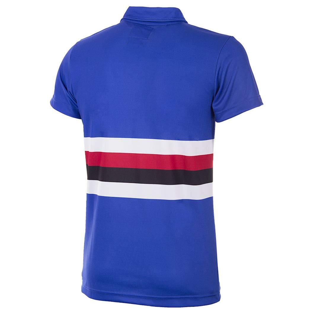 Sampdoria Retro Copa Home Shirt 1991/92: Amazon.es: Deportes y ...