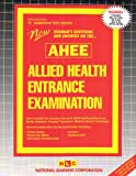 Allied Health Entrance Examination (AHEE), Jack Rudman, 0837350794