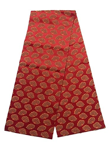 オーバーフローミキサー地質学リサイクル 名古屋帯 龍村美術織物 彩貝文 正絹