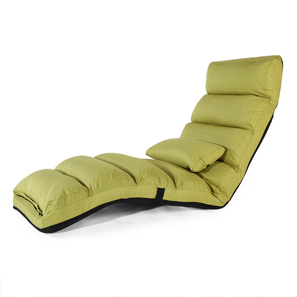 Brisk- Lazy Sofa Silla Plegable Dorm Bed Armchair Bay Window ...