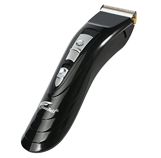 Hausbell R2 Cordless Hair Clippers Pro Rechargeable Hair Trimmer Haircut Kit
