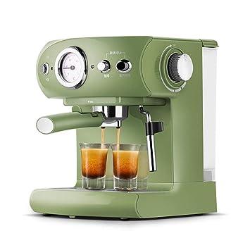 Amazon.com: WMM-cafetera de café con bomba de 19 bar y ...