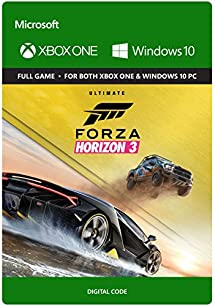 Forza Horizon 3 Ultimate Edition - Xbox One/Windows 10 [Digital Code]