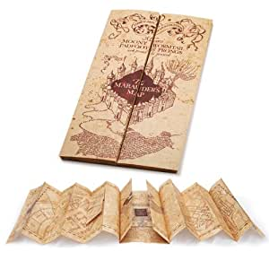 Harry Potter Marauder's Map (Discontinued by manufacturer)